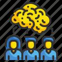 brain, thinking, intelligent, clever, genius, people, training