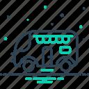 caravan, journey, shop, tourism, transport, van, vehicle icon