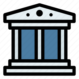 account, activity, bank, building, credit, transaction, transfer icon