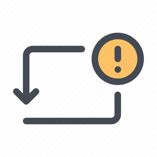 bank, error, notice, payment, send, transaction, transfer icon