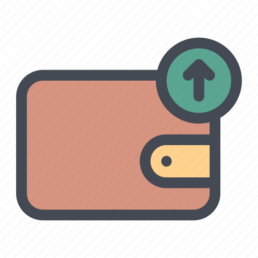 activity, bank, cash, money, payment, send, wallet icon
