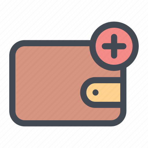 activity, add, bank, payment, transaction, transfer, wallet icon