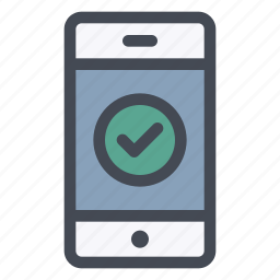 accept, activity, approve, success, transaction, transfer, verify icon