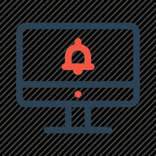 activity, alarm, alert, bank, bell, notification, transaction icon