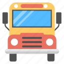 bus, lorry, transport, truck, vehicle icon