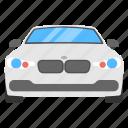 car, full size car, luxury car, sedan, standard car icon