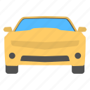 car, full size car, seaden, standard car, vehicle icon