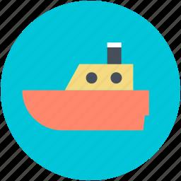 cruise, merchant ship, sailboat, ship, travel, yacht icon