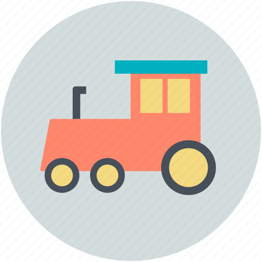 Engine, locomotive, steam engine, train, travel icon - Download on Iconfinder