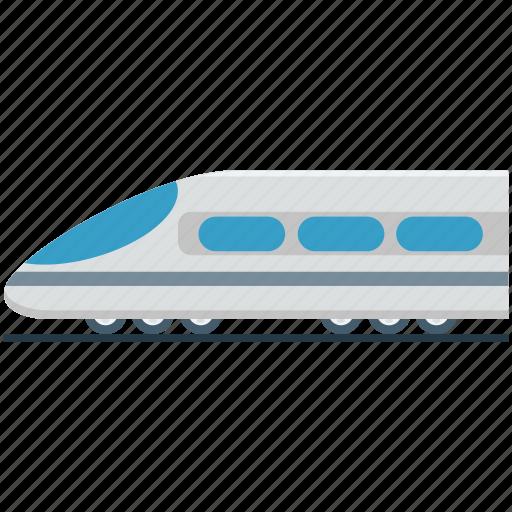 locomotive, subway, train, tram, tramway icon