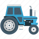 farm vehicle, farm tractor, tractor, transport, vehicle