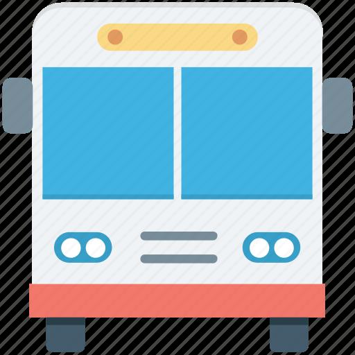 bus, coach, transport, travel, vehicle icon