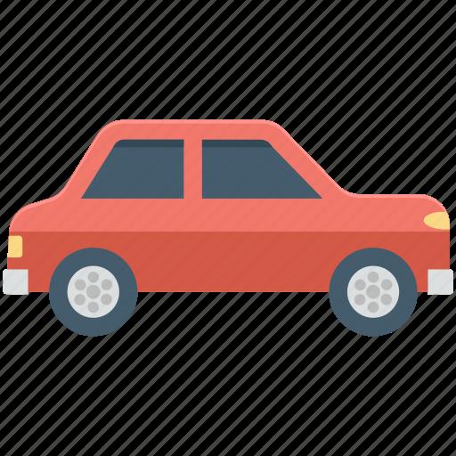 car, luxury car, sedan, transport, vehicle icon