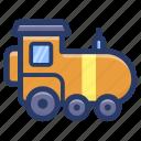 locomotive train, rail, train engine, transport, vehicle icon