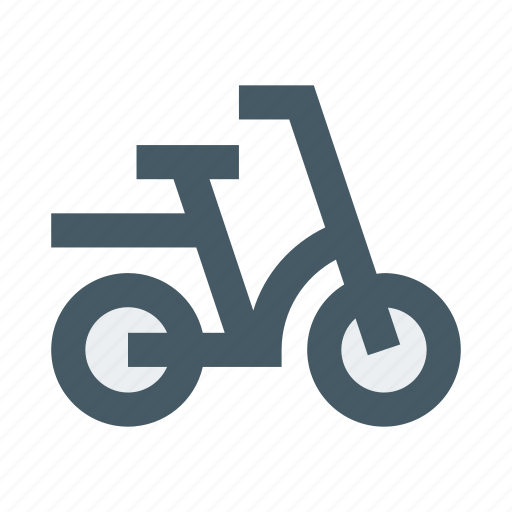 bicycle, bike, cycle, cycling, delivery, transport, transportation icon