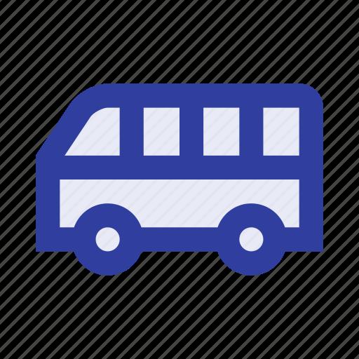 autobus, bus, passenger, public, school bus, transport, transportation icon
