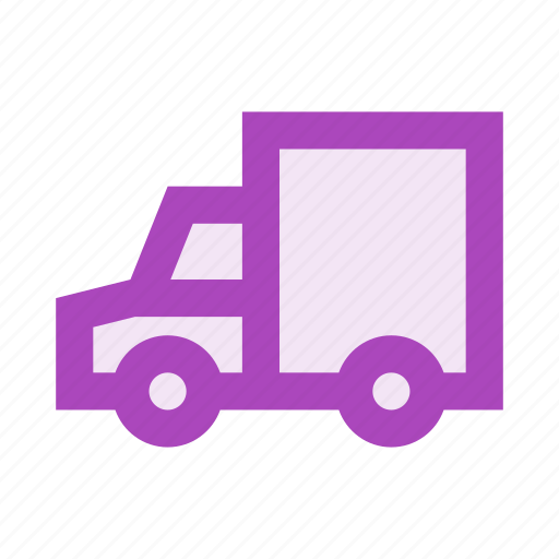 car, delivery, ecommerce, transport, transportation, truck, wagon icon