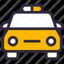 automobile, car, police