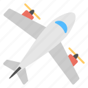 airbus, airliner, airplane, plane, traveling icon
