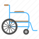 disabled transport, handicap, invalid chair, mobility, wheelchair icon
