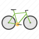 bicycle, bike, cycle, sport cycle, transport icon