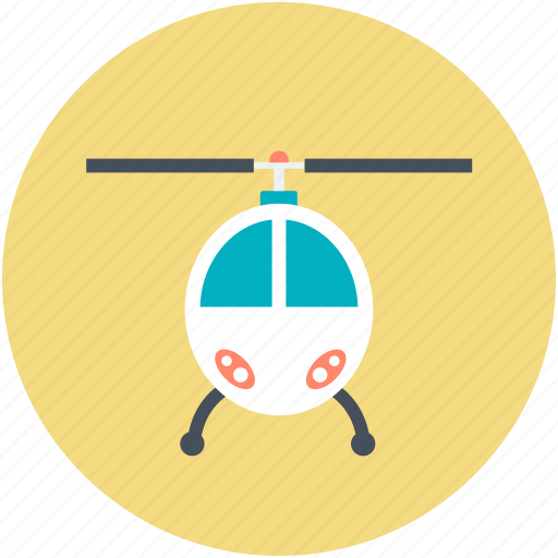 aircraft, apache, chopper helicopter, helicopter, rotorcraft icon