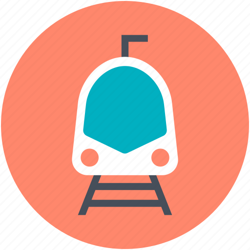 Locomotive, subway, train, tram, tramway icon - Download on Iconfinder
