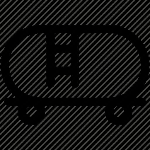 fuel, fuel tank, oil, tanker, water tank icon