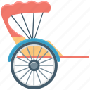auto, bicycle buggy, buggy, carriage, vehicle icon