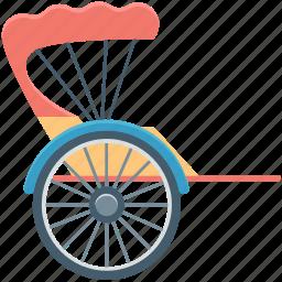 auto, bicycle buggy, buggy, carriage, vehicle icon