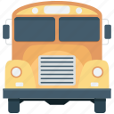 bus, travel, school bus, transport, vehicle