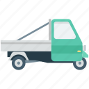 crane truck, tow truck, transport, truck, vehicle icon