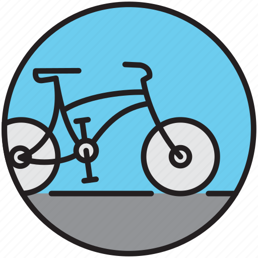 bicycle, bike, city bike, cycle, cycling, ride, transport icon