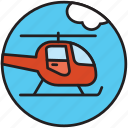 flight, fliying, fly, heliport, sky, transport icon