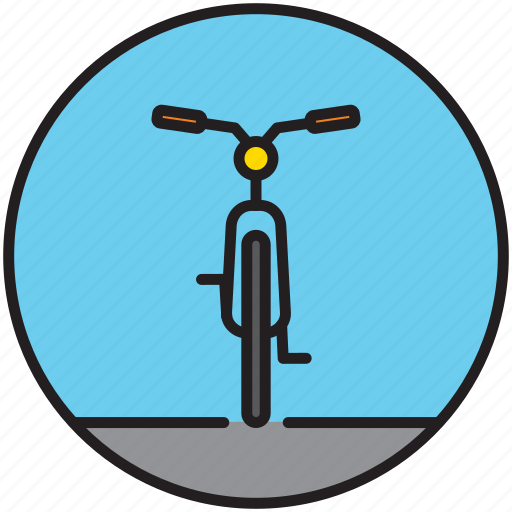 bicycle, bike, cycle, ride, sport, transport icon