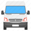 commercial vehicle, delivery service, delivery van, logistic, transport icon
