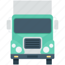 cargo, delivery van, shipment, shipping truck, vehicle
