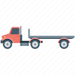 delivery truck, pickup, transport, truck, vehicle icon
