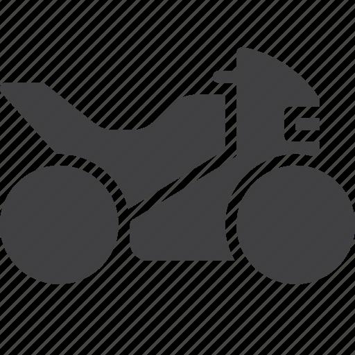 bike, motor, motorbike, sport, transport icon
