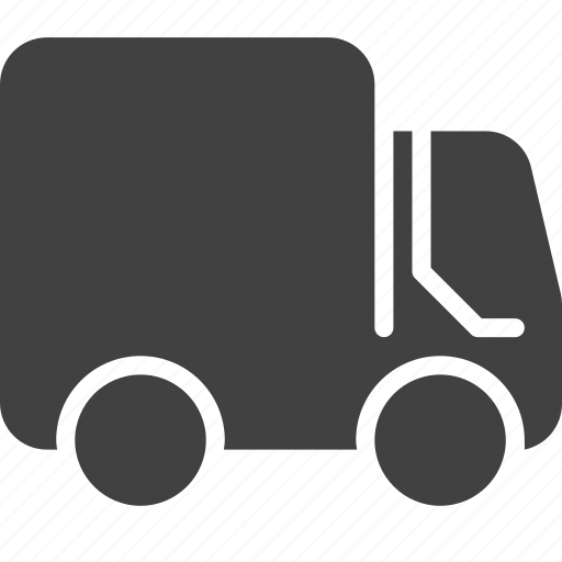 lorry, shipping, transport, truck icon