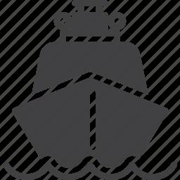 boat, ship, transport, yacht icon
