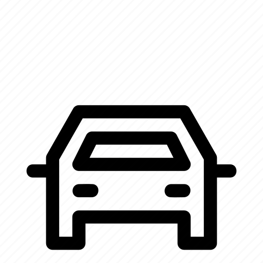 auto, automobile, car, transport icon