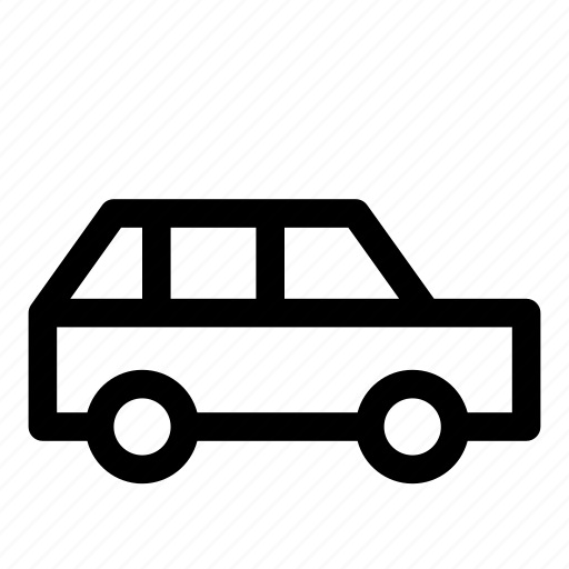 auto, automobile, car, transport, universal, van icon