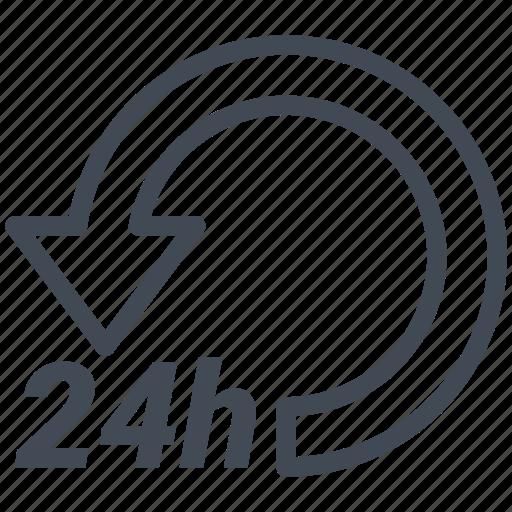 Delivery, logistics, time, transport, transportation icon - Download on Iconfinder