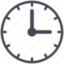 clock, logistics, time, transport, transportation icon