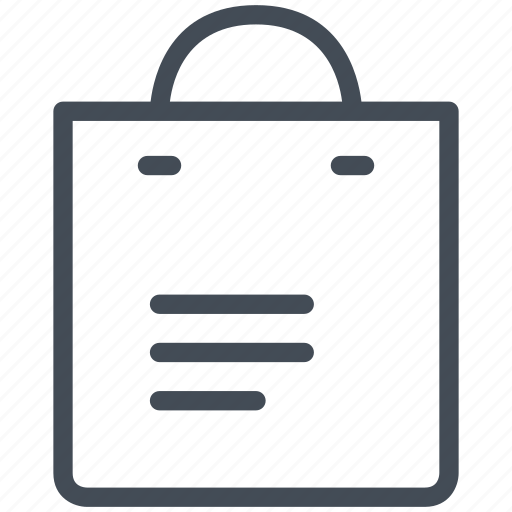 bag, logistics, package, shopping, transport, transportation icon