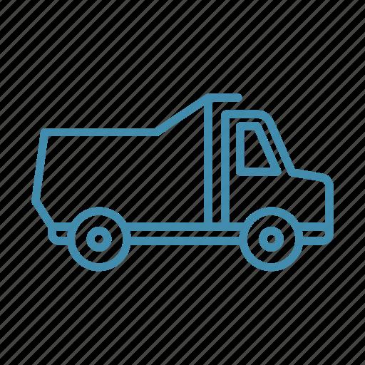 car, lorry, transport, transportation, truck icon