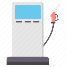 diesel, fuel, gas, gasoline, petrol, pump, tank icon