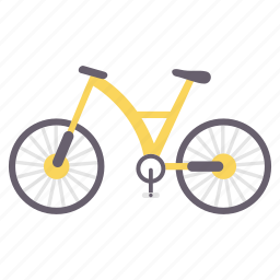 bicycle, cycle, cycling, exercise, road, transport, transportation icon
