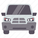 car, jeep, road, transport, transportation, van, vehicle icon